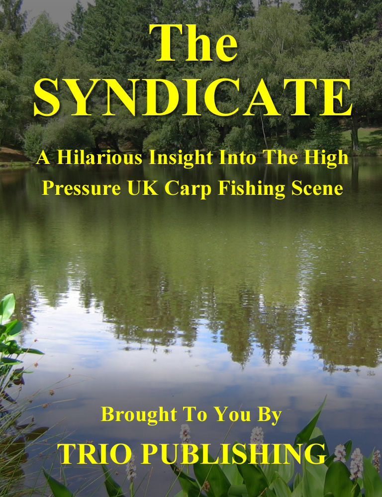 The Syndicate Series Carp Syndicate Books