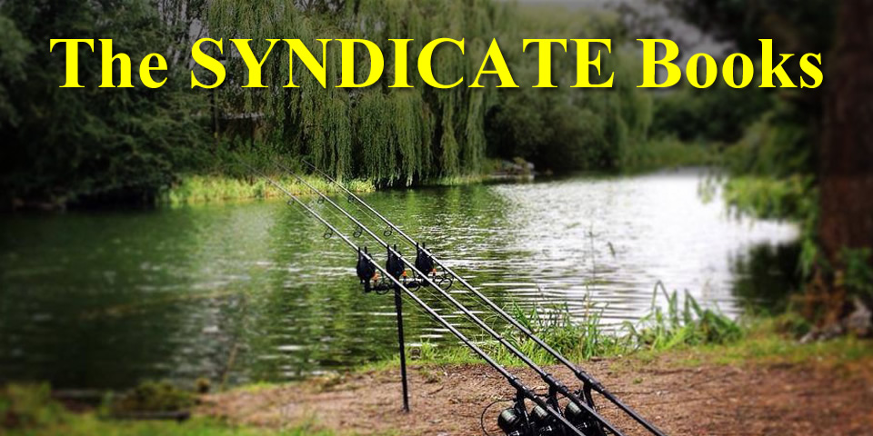 Carp Fishing Books The Syndicate
